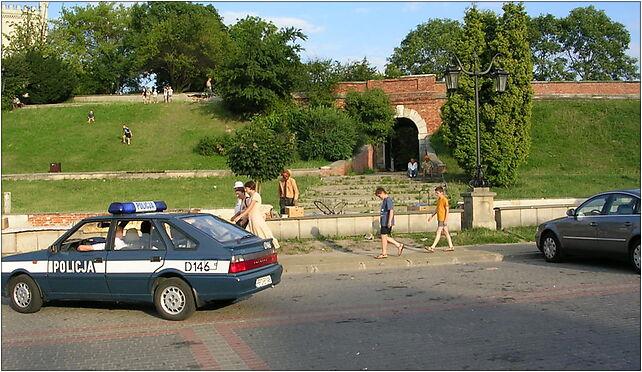 Daewoo-FSO Polonez Caro Plus of Policja in Lublin, 1 Maja, Lublin 20-410 - Zdjęcia