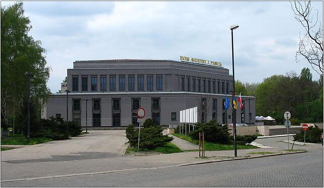 Dom Muzyki i Tańca Zabrze (Nemo5576), Zabrze 41-800 - Zdjęcia