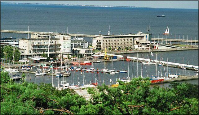 Gdynia port jachtowy, Skargi Piotra 9, Gdynia 81-375 - Zdjęcia