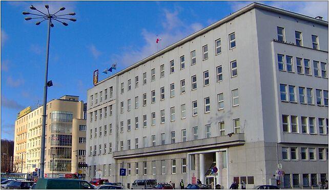 Gdynia urząd miasta UM1, Piłsudskiego, marsz., al. 32, Gdynia od 81-378 do 81-472 - Zdjęcia