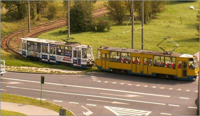 Grudziądz Konstal 805Nb, Łyskowskiego, Grudziądz 86-300 - Zdjęcia