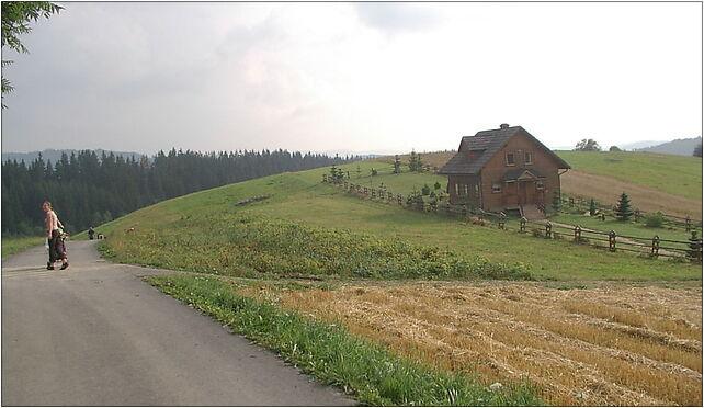 Szlak turystyczny – Jaworzynka Trzycatek – Wielki Stożek