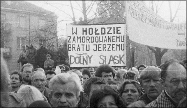 Jerzy Popieluszko Funeral - 12, Felińskiego Alojzego 54, Warszawa od 01-530 do 01-784 - Zdjęcia