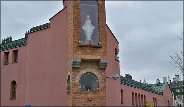 KEN 101 kaplica, Wiolinowa 2A, Warszawa 02-785 - Zdjęcia