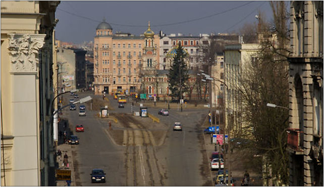 Kilińskiego st., Łódź, Kilińskiego Jana 93, Łódź 90-011 - Zdjęcia