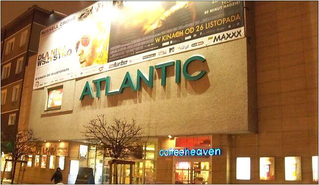 Kino atlantic, Chmielna 35, Warszawa 00-021 - Zdjęcia