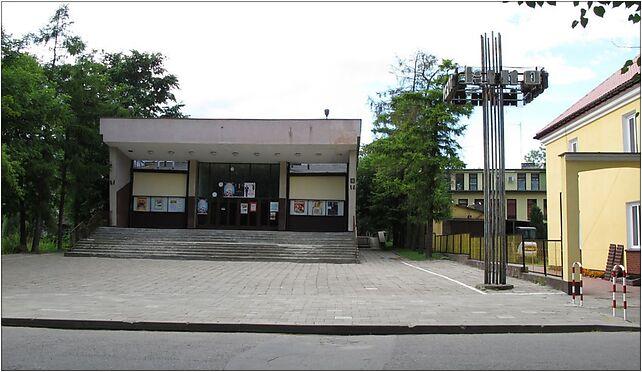 Kinoteatr w Sokółce 3.07.2010, Kościuszki, pl.19 25, Sokółka 16-100 - Zdjęcia
