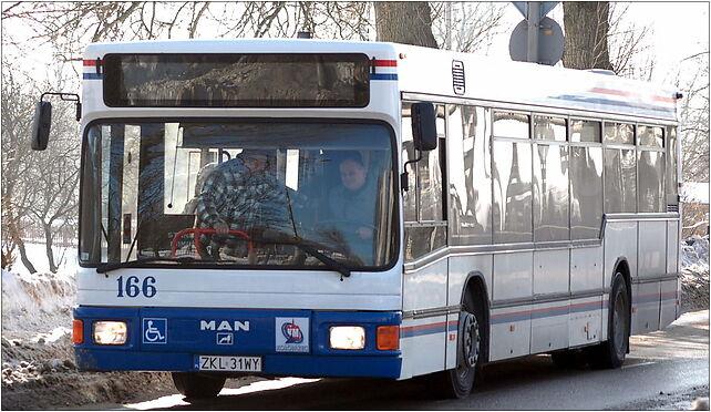 Kołobrzeg - MAN NL222, Portowa11 3, Kołobrzeg 78-100 - Zdjęcia