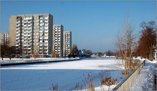 Kołobrzeg - Parsęta zimą2, Frankowskiego Jana 3, Kołobrzeg 78-100 - Zdjęcia