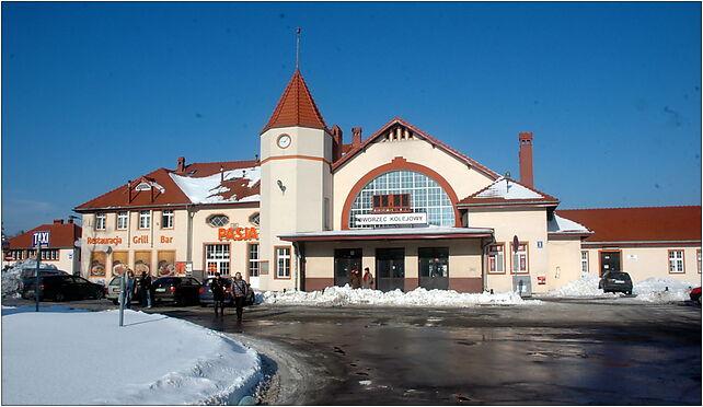 Kołobrzeg - dworzec kolejowy, Kniewskiego Władysława11 78-100 - Zdjęcia