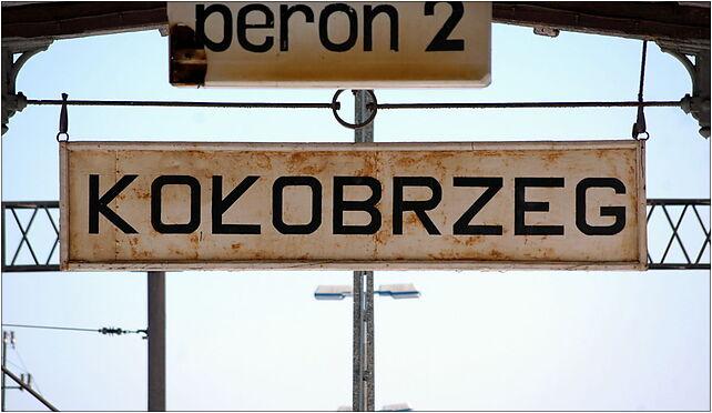Kołobrzeg - peron 2, Zdrojowa, Kołobrzeg 78-100 - Zdjęcia