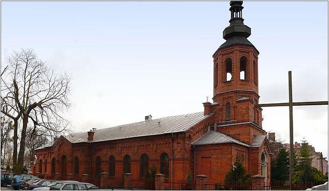Kościół Garnizonowo-Cywilny w Chełmie, Koszarowa 8, Chełm 22-100 - Zdjęcia