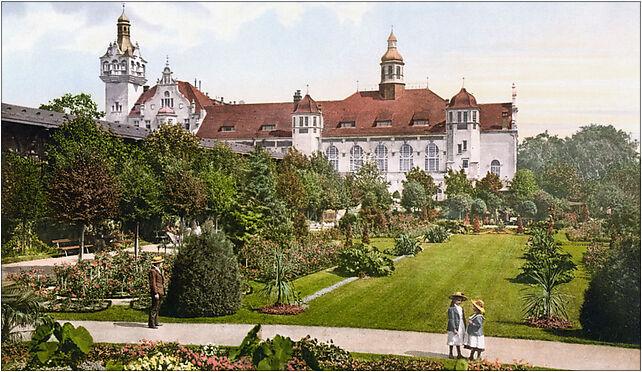 Kolberg Strandschloss Rosengarten 1900, Dubois Stanisława 20 78-100 - Zdjęcia