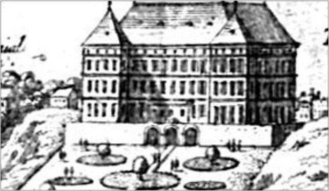 Koniecpolski Palace by Dahlberg 1656, Krakowskie Przedmieście od 00-047 do 00-333 - Zdjęcia