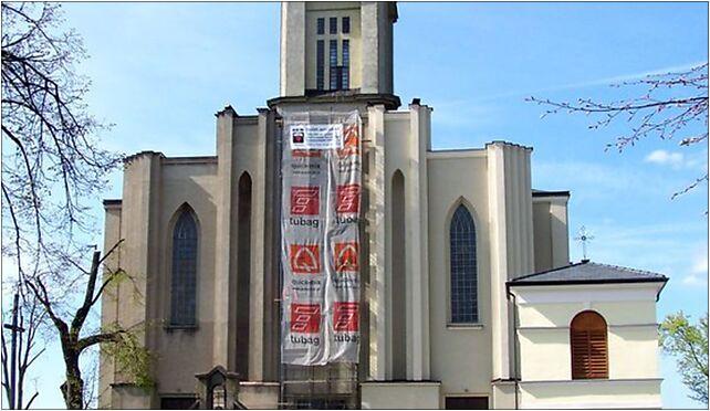 Kosciol konkatedralny sokolow podlaski mazowieckie poland 08-300 - Zdjęcia