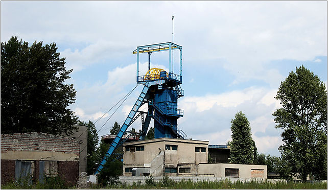 KWK Rozbark - Barbara mineshaft 01, Kochanowskiego Jana 7, Bytom 41-902 - Zdjęcia