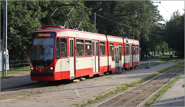 Moderus Beta MF 01 1143 Gdańsk, Pomorska, Gdańsk od 80-333 do 80-345 - Zdjęcia