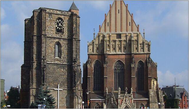 Neisse - Kathedrale und Belfried, Wrocławska 1, Nysa 48-300 - Zdjęcia