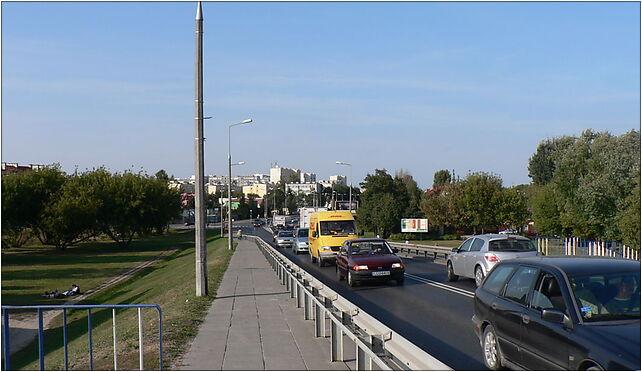 Piastow, z wiaduktu na polnoc, Bohaterów Wolności 7, Piastów 05-820 - Zdjęcia