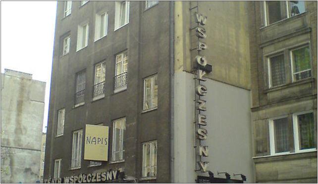 PL Teatr Wspolczesny - building, Mokotowska 13, Warszawa 00-640 - Zdjęcia
