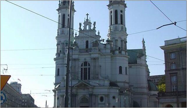 PL Warsaw Kościół Najświętszego Zbawiciela, Marszałkowska 41 00-648 - Zdjęcia