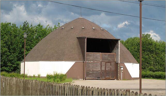 Podlaskie - Sokółka - Sokółka - Wincentego Witosa - GDDKiA - budynek techn 16-100 - Zdjęcia