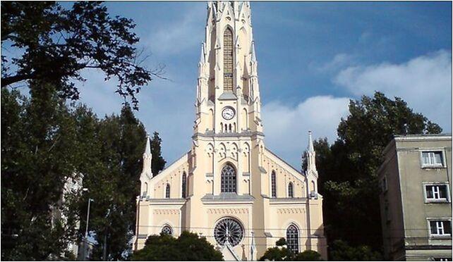 POL Warsaw Kalvinist church, Solidarności, al. 91, Warszawa 00-144 - Zdjęcia