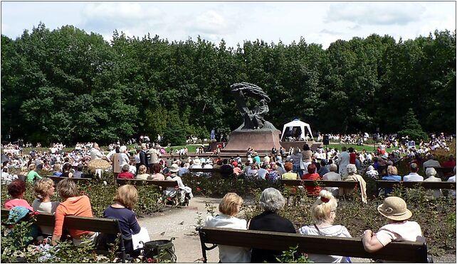 Poland Warsaw łazienki Park 2 Agrykola Warszawa 00 460
