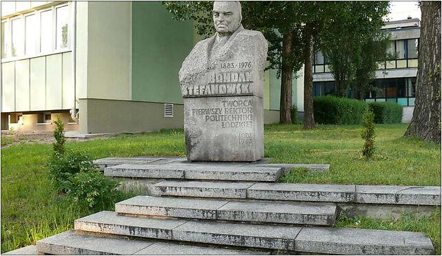 Pomnik Stefanowskiego Lodz, Żeromskiego Stefana 116, Łódź 91-090 - Zdjęcia