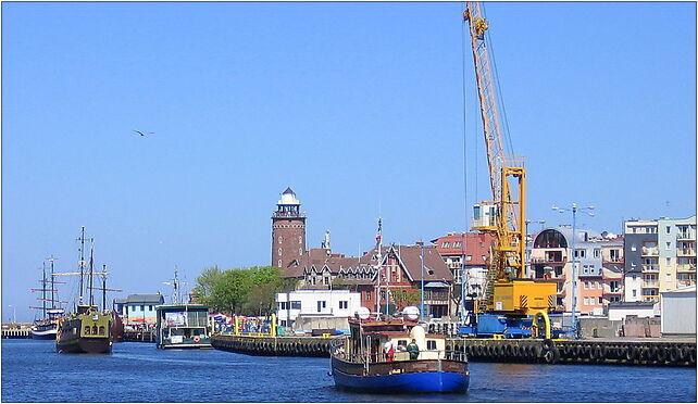 Port Kolobrzeg with James Cook 2009-05, Dubois Stanisława 20 78-100 - Zdjęcia