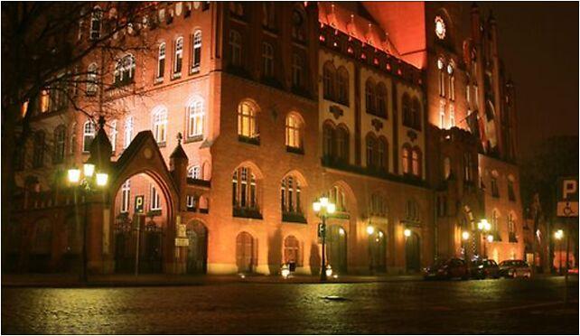 Ratusz Miejskiw słupsku nocą IMG 9444, 21210, Słupsk od 76-200 do 76-280 - Zdjęcia