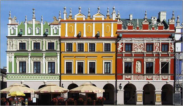 Renaissances houses in Zamość, Rynek Wielki 5A, Zamość 22-400 - Zdjęcia