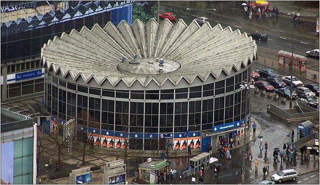 Rotunda PKO Warszawa, Marszałkowska 100/102, Warszawa 00-026 - Zdjęcia
