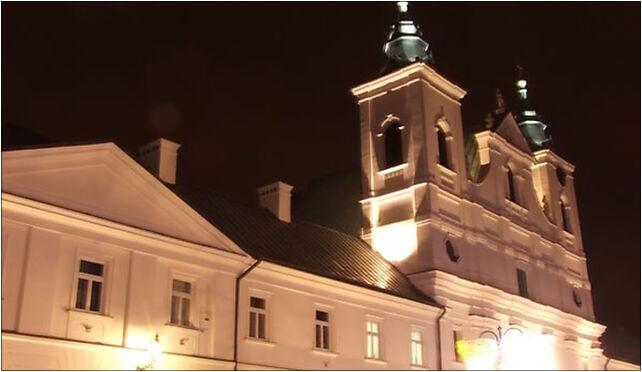 Rzeszów, centrum města, barokní kostel, Jagiellońska 4, Rzeszów 35-025 - Zdjęcia