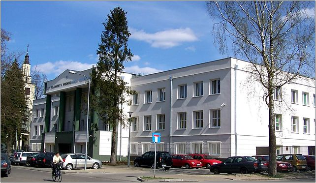 Sad rejonowy i prokuratura rejonowa sokolow podlaski mazowieckie poland 08-300 - Zdjęcia