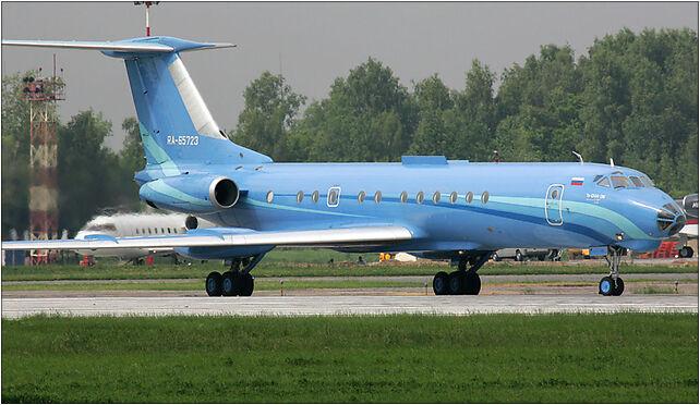 Sirius-Aero Tupolev Tu-134, Włochowska 19A, Warszawa 02-336 - Zdjęcia