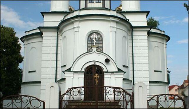 Sokółka - Orthodox church, Białostocka, Sokółka 16-100 - Zdjęcia