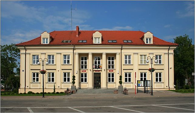 Sokółka - Town hall, Kościuszki, pl.19 1, Sokółka 16-100 - Zdjęcia