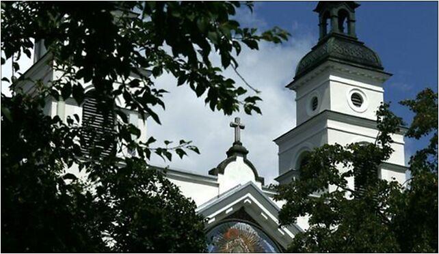 St Antoni Church in Sokółka-33, Grodzieńska19, Sokółka 16-100 - Zdjęcia