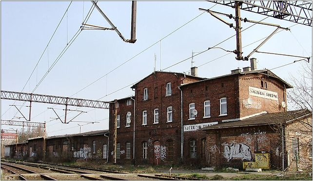 Szczecin Turzyn dworzec kolejowy b, Bolesława Krzywoustego 34 70-316 - Zdjęcia