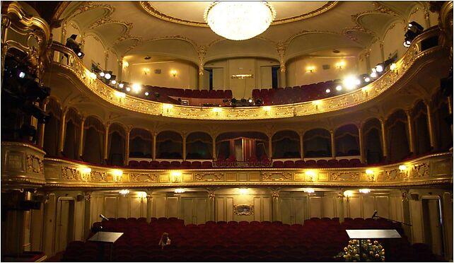 Teatr im. Wilama Horzycy - widownia, Toruń 87-100 - Zdjęcia