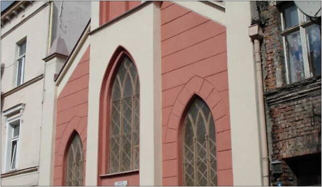 Toruń, kapl. ewang.-augsb., Strumykowa 10, Toruń 87-100 - Zdjęcia