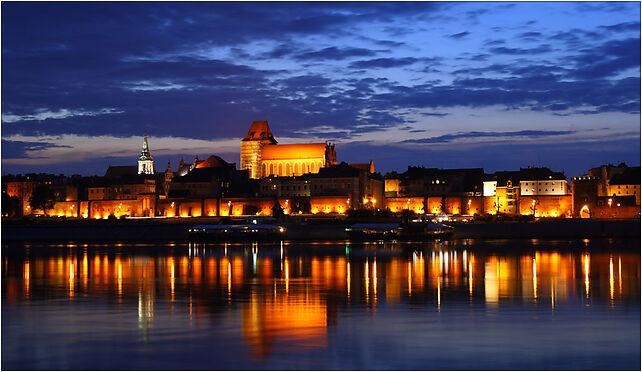 Toruń - Old Town by night 01, Mostowa, Toruń 87-100 - Zdjęcia