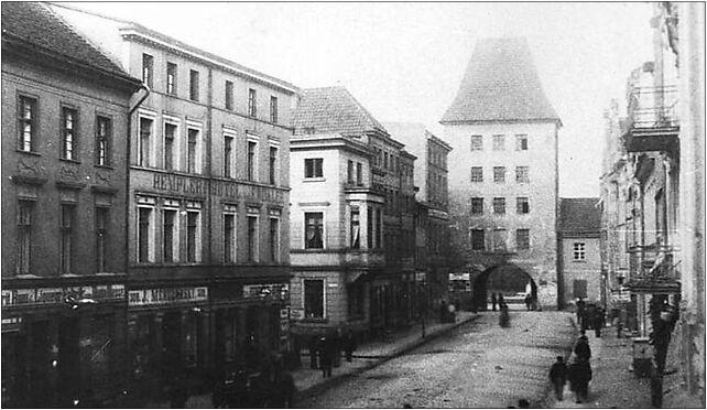 Torun Brama Chelminska od poludnia, Chełmińska 12, Toruń 87-100 - Zdjęcia