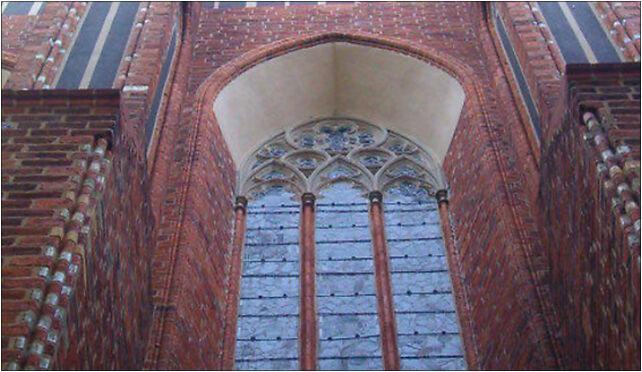 Torun kosciol sw Jakuba prezbiterium od wsch, Staromiejski Rynek 35 87-100 - Zdjęcia