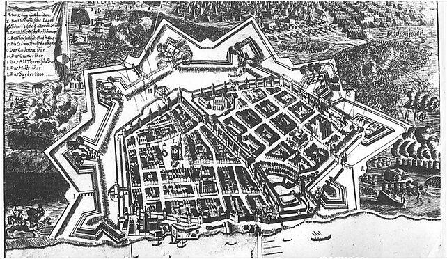 Torun oblezenie 1703, Podmurna 72, Toruń 87-100 - Zdjęcia