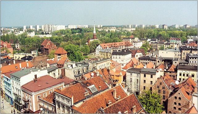 Torun widok z wiezy, Pod Dębową Górą, Toruń 87-100 - Zdjęcia