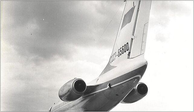 TU-134 CCCP-65600 (1), Włochowska 19A, Warszawa 02-336 - Zdjęcia