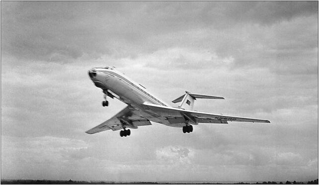 TU-134 CCCP-65600, Włochowska 19A, Warszawa 02-336 - Zdjęcia