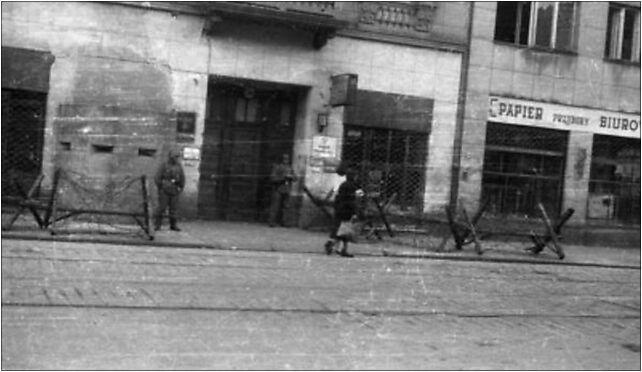 Warsaw 1944 by Bałuk - 26270, Chłodna 25, Warszawa 00-867 - Zdjęcia
